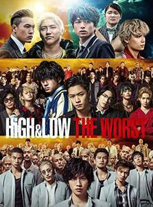 HiGH&LOW THE WORST(DVD)