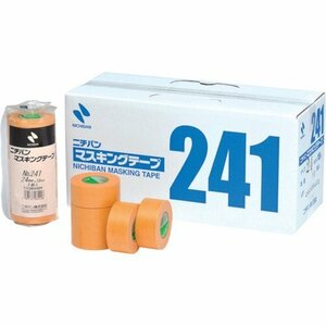 ブラウン 18m*20mm ニチバン 車輌用マスキングテープ#241-20 241H20 [養生テープ]