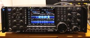 ICOM IC-7851 アイコム最上級機 HF~50MHz 200w 美品 動作良好