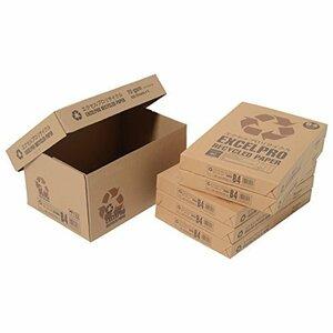 お買得 APP 再生コピー用紙 エクセルプロリサイクル B4 白色度82% 古紙100% グリーン購入法総合評価値80