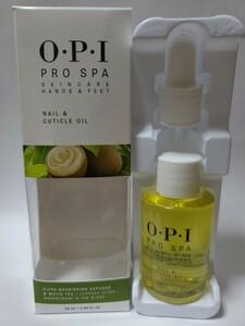 OPI プロスパキューティクルオイル 28 ml アメリカ製 新品未開封 Pro Spa Cuticle Oil .95 oz