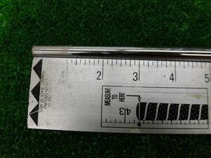 中古品 NS.PRO 950GH S 7番アイアン用 シャフト 35 1/8インチ