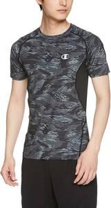 【未使用・Mサイズ】チャンピオン インナーTシャツ C3-MB307U 090 ブラック