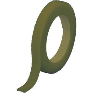 TRUSCO マジックバンド[[R下]]結束テープ両面 幅10mm長さ30mOD [MKT10WOD]