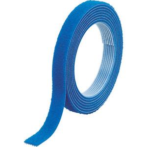 TRUSCO マジックバンド[[R下]]結束テープ両面 幅20mmX長さ30m青 [MKT20WB]