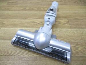 ◆【1001H-627】東芝 TOSHIBA サイクロン掃除機 ヘッド 床ブラシ 吸い口 VC-J1000 トルネオ ピカッとどこでもブラシ付き @80 ◆