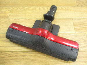 ◆【1020H-531】ジャンク 東芝 TOSHIBA 掃除機 イオンカーボンヘッド VC-PG314 @80 ◆