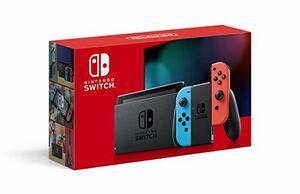 (中古品)Nintendo Switch 本体 (ニンテンドースイッチ) Joy-Con(L) ネオンブルー/(R) ネオンレッド