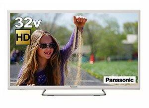 パナソニック 32V型 液晶 テレビ VIERA TH-32ES500-W ハイビジョン 2017 (中古 良品)