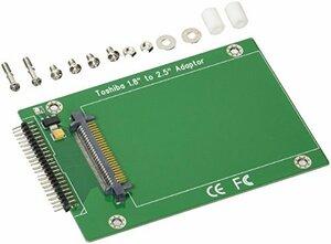 変換名人 東芝1.8IDE → 2.5IDE変換マウンター IDE-18A25AF(新品未使用品)