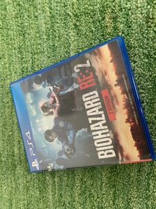 PS4中古ソフト biohazard Re2