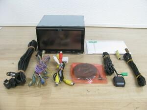 [101255-B]三菱電機 メモリーナビ NR-MZ03 ワンセグ/Bluetooth内蔵 ハンズフリー通話 地図2012年 動作良好