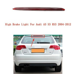 【値引交渉OK】アウディA3S3 RS3 2004-2012 リアブレーキライトバーンドアカーサードブレーキライト カスタム パーツ おすすめ 人気
