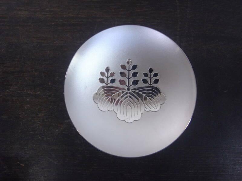 京都⑥★ 内閣総理大臣 純銀杯 造幣局製 silver1000刻印 重量138g 銀製品