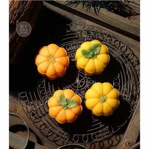 月餅型 製菓道具 63g 用 かぼちゃ ハロウィン