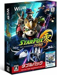 新品『スターフォックス ゼロ・スターフォックス ガード』ダブルパック - Wii UPPA5