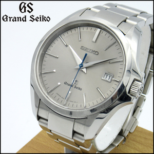 TS Grand Seiko/グランドセイコー メンズ腕時計 9F62-0AG0 シルバー文字盤 クオーツ 動作良好 マスターショップ限定