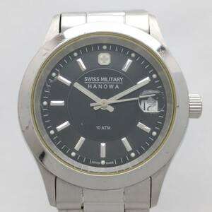 SWISS MILITARY スイスミリタリー HANOWA 6-5139 クォーツ 腕時計 店舗受取可