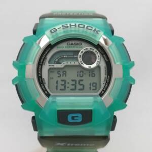 箱 取説 付 CASIO カシオ G-SHOCK ジーショック X-treme DW-9500XS-3T クォーツ 腕時計 店舗受取可
