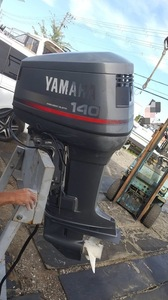 Yamaha 140 л.с.,  2-х тактный  ...   Подвесной лодочный мотор