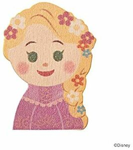 Disney KIDEA ラプンツェル ディズニー キディア つみき ブロック 木製玩具 ごっこ遊び 子ども 男の子 女の子 プ
