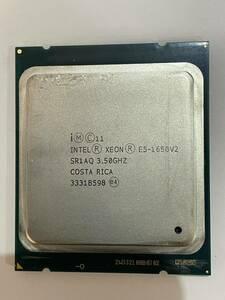 Intel Xeon E5-1650V2 3.50GHz SR1AQ LGA2011