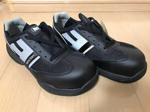 ミドリ安全 安全靴 PF-110 27.5cm 未使用品 定価9,504円 JSAA認定 小指も守れるプロテクトウズ5