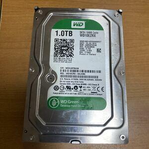 Western Digital Green SATA HDD3.5インチ1TB