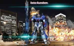 MG ゼータガンダム カスタム 塗装 済み 完成 品 カスタム 徹底改修 メタルパーツ多数採用 マスターグレード Z Gundam [GE-Models製作]
