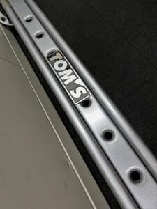**54943 TOMS* TOM`S / Lexus Lexus is250/350 / Mark X 120/130 for / front tower bar / present condition goods **