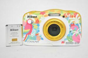 ★特上級★ ニコン NIKON COOLPIX W150 #1368