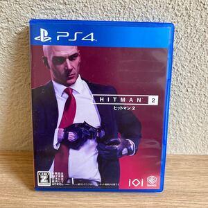 PS4 ヒットマン2 HITMAN PS4ソフト
