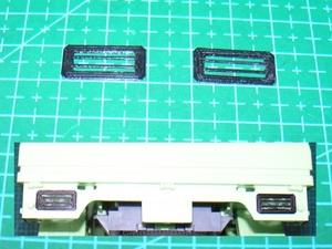 3DプリンタPLA+ 「テールランプガード黒色」1/10 WPL D12 スズキ キャリイ用