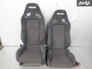 スズキ純正 RECARO レカロ HA36S アルトワークス フロントシート 右 左 シート 左右セット 運転席 助手席