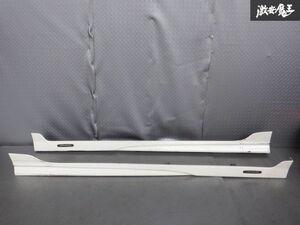 モデューロ BE1 BE2 BE3 BE4 エディックス サイドステップ サイドスカート カラー NH624P プレミアムホワイトパール