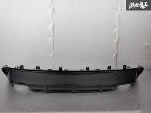 レクサス純正 AVE30 IS300h ASE30 IS300 Fスポーツ 後期 リアアンダースポイラー リアディフューザー 212 ブラック 52108-53090