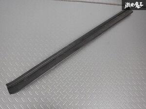 日産純正 HCR32 スカイライン 2ドア スカッフプレート キッキングプレート 左 助手席 76952-04U01