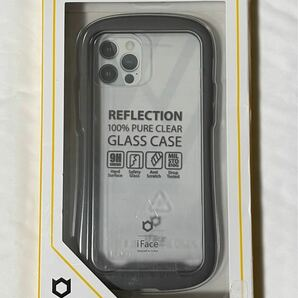 iFace Reflection iPhone 12/12 Pro ケース グレー アイフェイス リフレクション 正規品