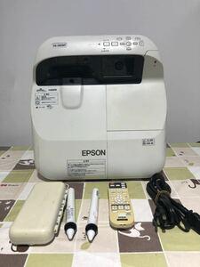 EPSON 超単焦点プロジェクター EB-590WT