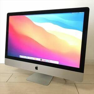 期間限定特価! 24日まで!! 新品SSD 1TB搭載 Apple iMac 27インチ Retina 5K Early 2019 Core i5 3.0GHz/RAM 16GB(134960)