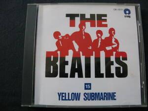 ビートルズ THE BEATLES イエローサブマリン YELLOW SUBMARINE 送料無料