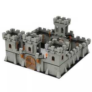 ☆最安値☆ レゴ 互換 お城パーツ 城壁 キャッスル キングダム
