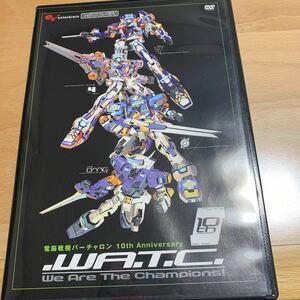 電脳戦機バーチャロン DVD