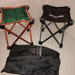 キャプテン スタッグ Micro easy chair & field life