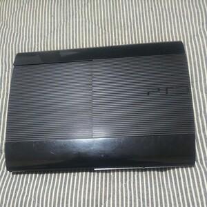 PS3 プレステ3 PlayStation 3 500GB チャコール・ブラック (CECH-4000C)