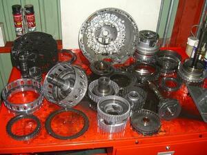 ベンツ W221 ( S350 S500 S550 ) 7速電気 オートマ ミッション修理 オーバーホール ベンツ修理専門店 シーバース