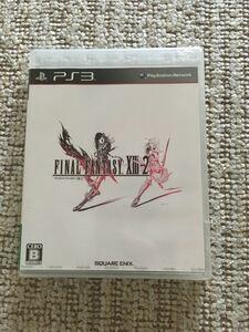 ファイナルファンタジーXIII-2 PS3 新品