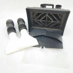 通電確認済み TAMIYA タミヤ スプレーワーク ペインティングブース II ツインファン 塗装ブース タミヤスプレー R阿0928☆