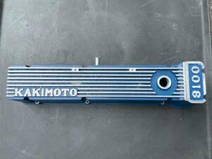 ☆希少!カキモト・KAKIMOTO・柿本・L型用・タペットカバー・ヘッドカバー・カムカバー・L20・L24・L26・L28・ハコスカ・ケンメリ・S30Z!