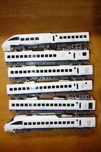 No.10  KATO 885系 アラウンド・ザ・九州 6両セット       国鉄 JR 485系 ソニック かもめ